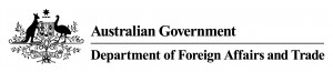 Logo of the Australian Government Department of Foreign Affairs and Trade